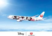 ミッキーマウス スクリーンデビュー90周年記念!抽選で「JAL ドリームエクスプレス 90」特別遊覧飛行にご招待!