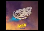 ここだけ!ハン・ソロの宇宙船<ミレニアム・ファルコン>の待ち受けを今すぐダウンロード!