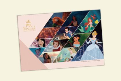 「ディズニープリンセス オリジナル・レジャーシート」がもらえる!アルティメット・プリンセス・セレブレーション MovieNEX・ブルーレイ・DVD キャンペーン、7/16(金)よりスタート!