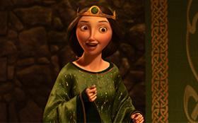 『メリダとおそろしの森』映像特典ディスクより〜三つ子のお芝居