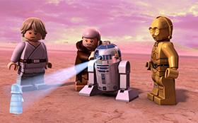 レゴの世界で楽しもう!『LEGO スター・ウォーズ/ドロイド・テイルズ』第1話