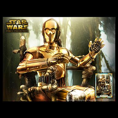 スター・ウォーズ フォースコレクション 待ち受け画像ダウンロード!<C-3PO>