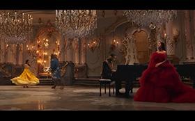 『美女と野獣』アリアナ・グランデ&ジョン・レジェンド ミュージック・ビデオ