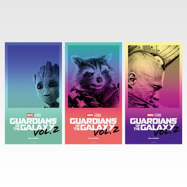 スマホ壁紙:『ガーディアンズ・オブ・ギャラクシー:リミックス』第2弾
