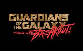 特別映像:ガーディアンズ・オブ・ギャラクシー:ミッション・ブレイクアウト!登場