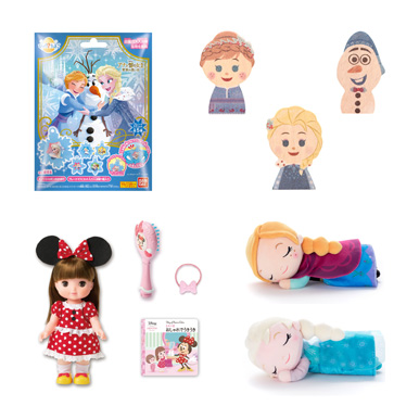 『アナと雪の女王/家族の思い出』をご購入いただいた方から抽選で49名様に豪華賞品をプレゼント!