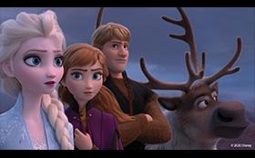 『アナと雪の女王2』MovieNEX予告編1