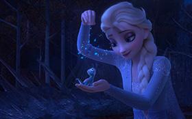 『アナと雪の女王2』MovieNEX予告編2