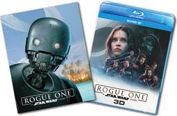 オンライン初回限定商品:ローグ・ワン/スター・ウォーズ・ストーリー MovieNEXプラス3D