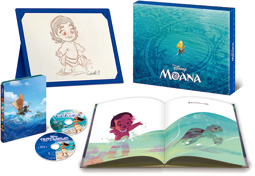 モアナと伝説の海 MovieNEX プレミアム・ファンBOX(数量限定)