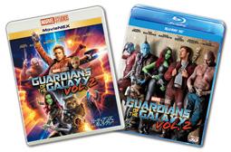 オンライン予約限定商品:ガーディアンズ・オブ・ギャラクシー:リミックス MovieNEXプラス3D
