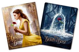 オンライン数量限定商品:美女と野獣 MovieNEXプラス3Dスチールブック